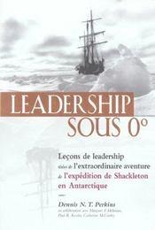 Leadership sous o - Intérieur - Format classique