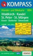 Waldkirch ; Kandel St Peter, St Märgen - Couverture - Format classique