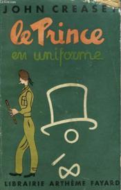 LE PRINCE EN UNIFORME N° 3. (The toff is back). - Couverture - Format classique