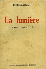La Lumiere. - Couverture - Format classique