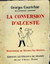 La Conversation D'Alceste - Couverture - Format classique