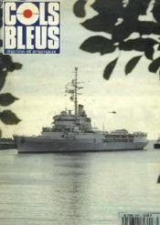 COLS BLEUS. HEBDOMADAIRE DE LA MARINE ET DES ARSENAUX N°2253 DU 19 MARS 1994. BASSIN D'ESSAI DES CARENES par L'INGEN. CHEF DE L'ARMEMENT DERN / UNE SEMAINE POUR L'ANGLAIS / PREMIERE CORVETTE FISTOTS par LE LIEUTN. DE VAISS. EBANGA / 2 + 2 = BOUGAINNVILLE - Couverture - Format classique