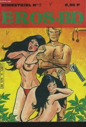 Eros. Bd N°12. La Durandal. - Couverture - Format classique