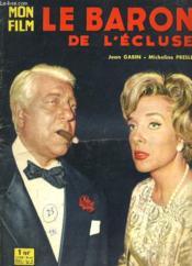 Mon Film N° 680 - Le Baron De L'Ecluse - Couverture - Format classique