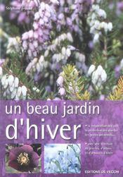Beau Jardin D'Hiver (Un) - Intérieur - Format classique