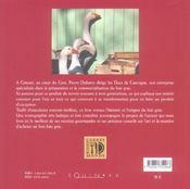 Petit traité gourmand de l'oie et du foie gras - 4ème de couverture - Format classique