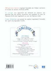 500 Questions Reponses Pour Reviser La Culture Generale - 4ème de couverture - Format classique