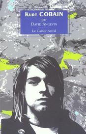 Kurt cobain - Intérieur - Format classique
