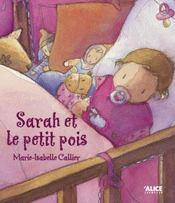 Sarah Et Le Petit Pois - Intérieur - Format classique