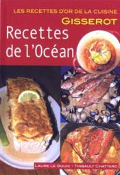 Les recettes de l'Océan - Couverture - Format classique
