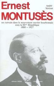 Ernest Montusès - Intérieur - Format classique
