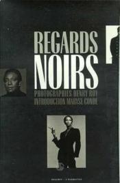 Regards Noirs - Couverture - Format classique
