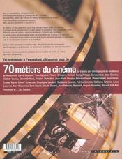 Je Veux Faire Du Cinema - 4ème de couverture - Format classique