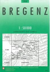 Bregenz - Couverture - Format classique