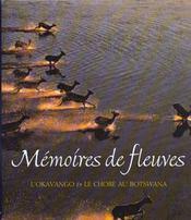 Mémoires de fleuve - l'Okavango et le Chobe - Intérieur - Format classique