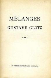 Gustave Glotz. - Intérieur - Format classique