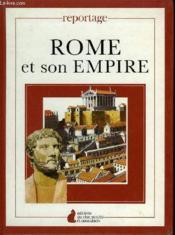 Rome Et Son Empire. Editions Du Chat Perche. - Couverture - Format classique