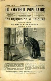 Les prunes de M. le curé - Couverture - Format classique