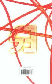 Es (eternal sabbath) t.2 - 4ème de couverture - Format classique