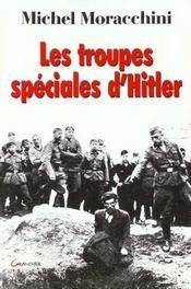 Les Troupes Speciales D'Hitler - Intérieur - Format classique