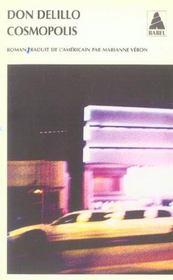 Cosmopolis - Intérieur - Format classique