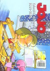 Jojo t.14 ; la ballade des quatre saisons - 4ème de couverture - Format classique