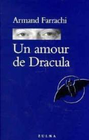 Un Amour De Dracula - Couverture - Format classique