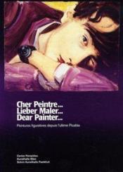 CHERS PEINTRES Français - Couverture - Format classique
