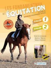 Les fondamentaux de l'équitation - Couverture - Format classique