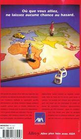 Moscou 2001, le petit fute - 4ème de couverture - Format classique