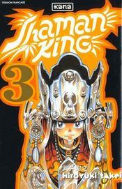 Shaman King T3 - Intérieur - Format classique
