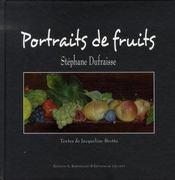 Portraits de fruits - Intérieur - Format classique