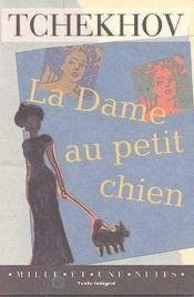 La Dame Au Petit Chien - Couverture - Format classique