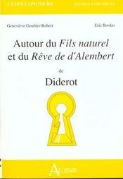 Autour du fils naturel et rêve de d'Alembert - Intérieur - Format classique