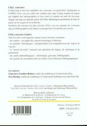 Autour du fils naturel et rêve de d'Alembert - 4ème de couverture - Format classique