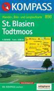 St blasien ; todtmoos - Couverture - Format classique