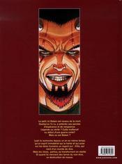Mayapan t.2 ; les terres du non rêve - 4ème de couverture - Format classique