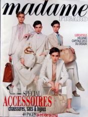 Madame Figaro du 17/03/2012 - Couverture - Format classique