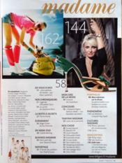 Madame Figaro du 17/03/2012 - Intérieur - Format classique
