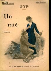 Un Rate. Collection : Select Collection N° 197 - Couverture - Format classique