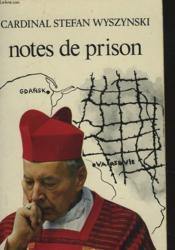 Notes E Prison - Couverture - Format classique