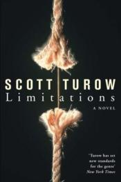Vente livre :  Limitations  - Scott Turow