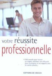 Votre Reussite Professionnelle 200 Conseils - Intérieur - Format classique
