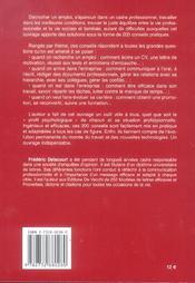 Votre Reussite Professionnelle 200 Conseils - 4ème de couverture - Format classique