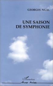 Une saison de symphonie - Couverture - Format classique