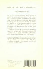 Des Coeurs Decoupes Babel 673 - 4ème de couverture - Format classique