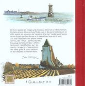 Phares Breton - 4ème de couverture - Format classique