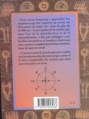 Guerisseurs chamanes dans les civilisations traditionnelles - 4ème de couverture - Format classique