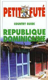 Republique Dominicaine 1999, Le Petit Fute (Edition 4) - Intérieur - Format classique