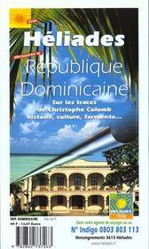 Republique Dominicaine 1999, Le Petit Fute (Edition 4) - 4ème de couverture - Format classique